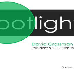 CEO and President of Renue Systems' David Grossman joins Aubree Coderre on SpotOn! Spotlight.