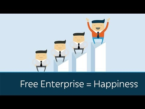 The Free Enterprise System and Happiness